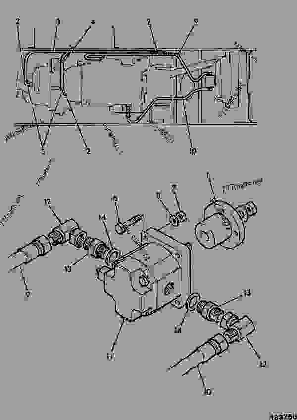 Jcb Hydraulic Pump Diagram, Jcb, Free Engine Image For