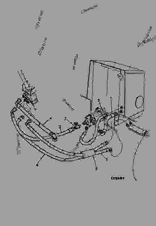 Jcb Backhoe Bucket Diagram, Jcb, Free Engine Image For