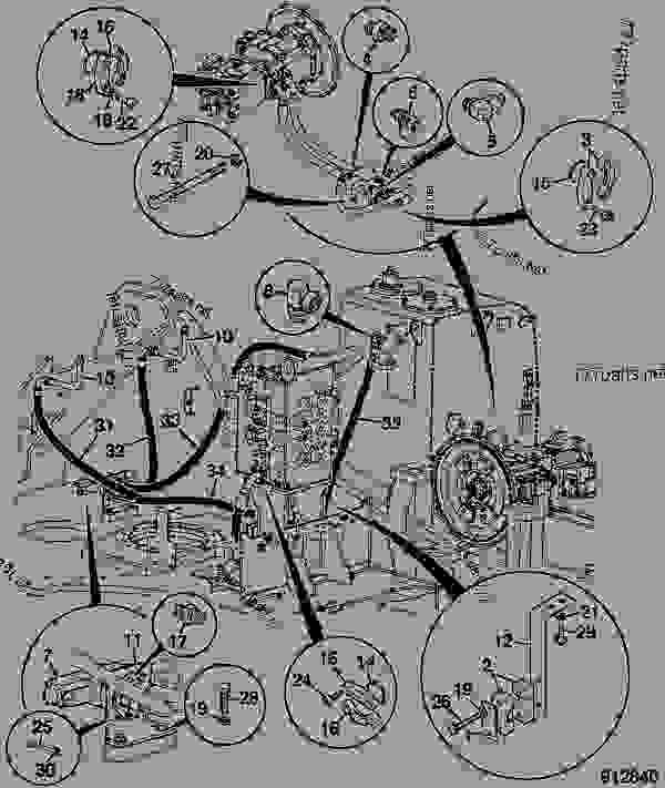 CIRCUIT, LOW FLOW, MAINFRAME, MONO & TAB BOOM