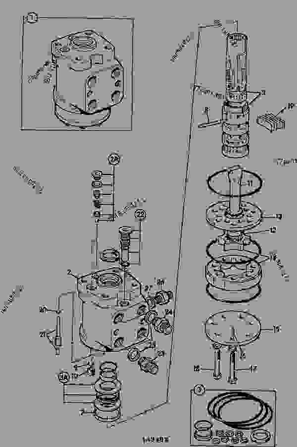 7 pin wiring diagram kenworth w900 diagrams valve, steering - construction jcb 2cx l compact backhoe loader, 9802/8800, m655030 ...