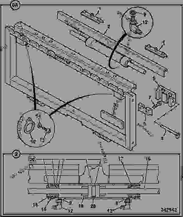 Toyota Forklift Mast Parts Diagram. Toyota. Auto Wiring
