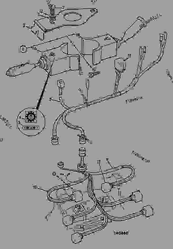 Jcb Electrical Diagram