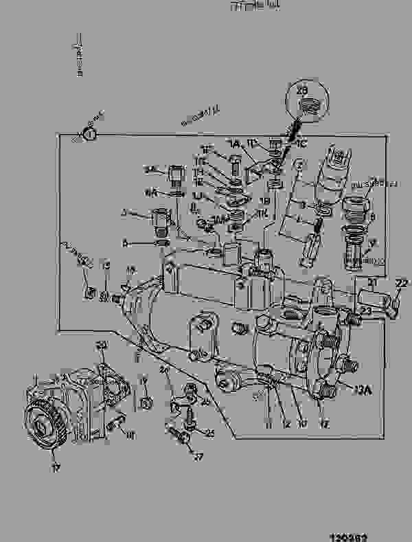 PUMP, FUEL INJECTION, AUTOMATIC VENTING, AC BUILD