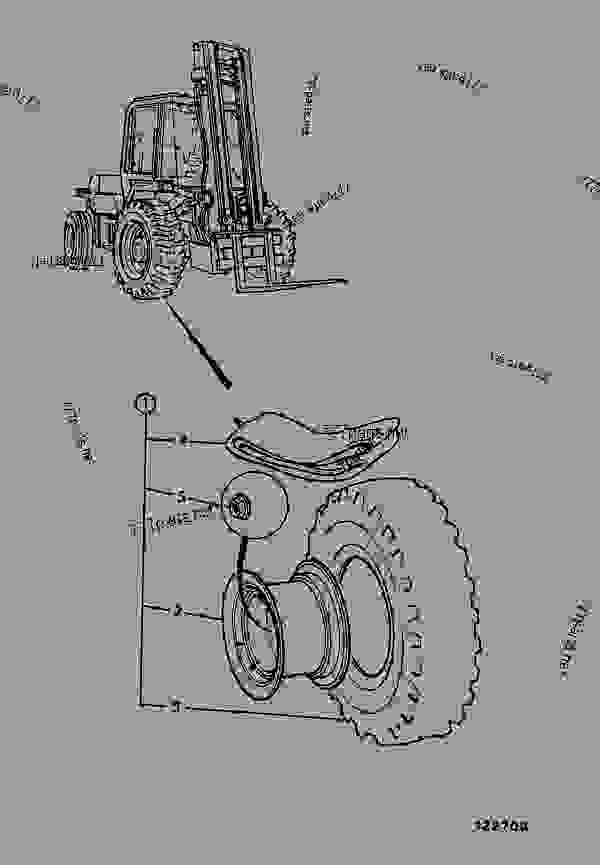42/413800 Tyre, 15.5/80x24 12pr, Goodyear SG Imp