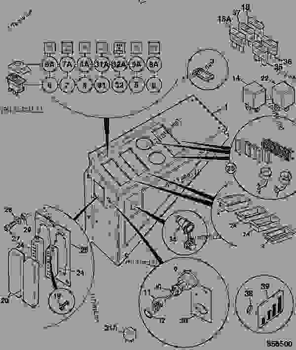 jcb 525 58 fuse box diagram