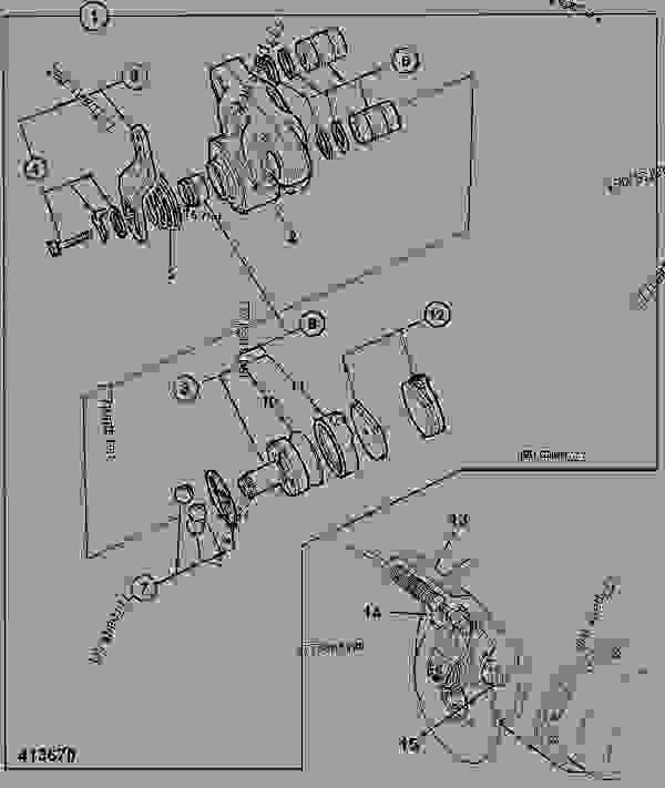 Cat 416 Wiring Diagram Cat Parts Diagram Wiring Diagram
