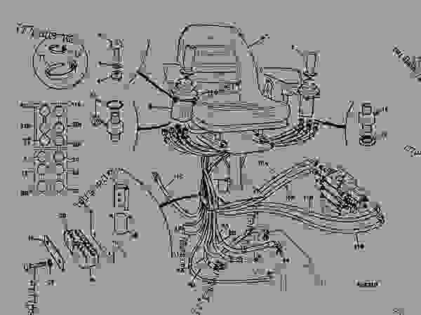 25/220589 Valve, joystick control, Transmission Rexroth