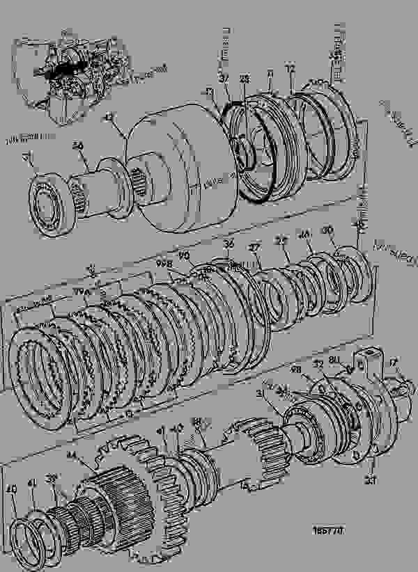 Wiring Diagram For Jcb 1400b Backhoe JCB 506C Wiring