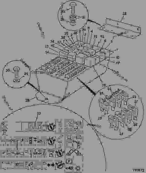 530 Case Backhoe Parts Manual