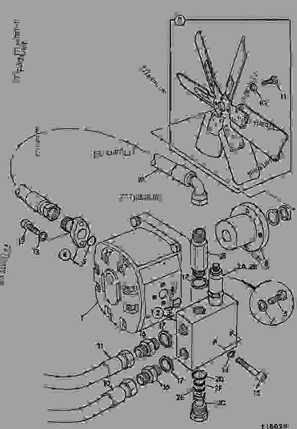 Jcb Hydraulic Pump Diagram, Jcb, Free Engine Image For
