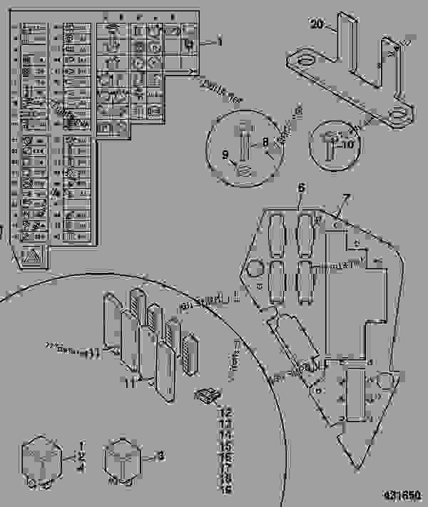 wiring diagram jcb loadall
