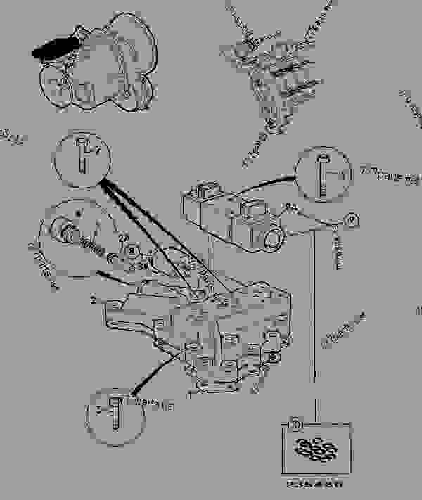 Terex Fork Lift Wiring Schematic Jeep Fork Lift Wiring