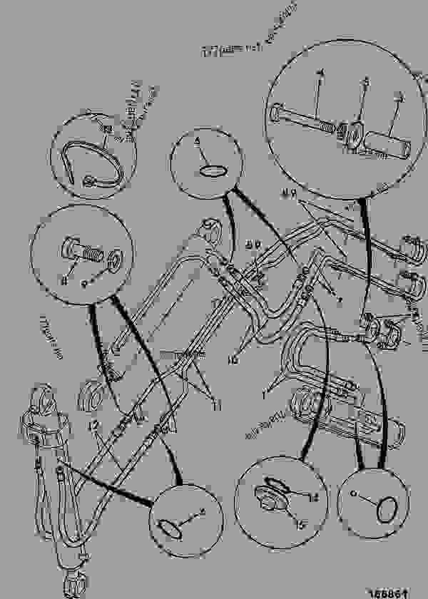 CIRCUIT, EXCAVATOR END, HYDRAULICS, BOOM, DIPPER, BUCKET
