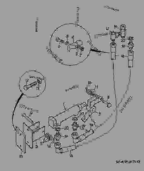 LOCKING PIN KIT, HYDRAULIC, Q-FIT CARRIAGE OPTION