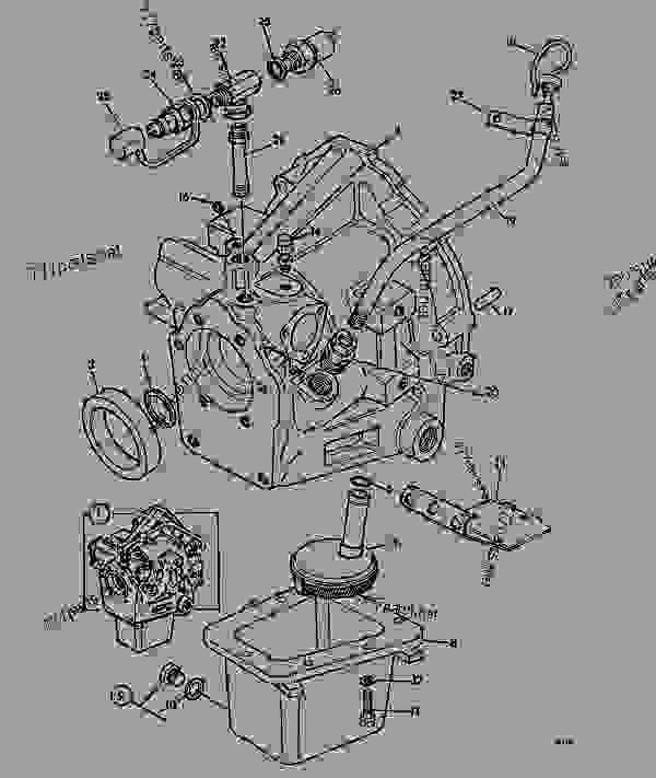 Case 444 Wiring Harness Case 448 Garden Tractor Loader