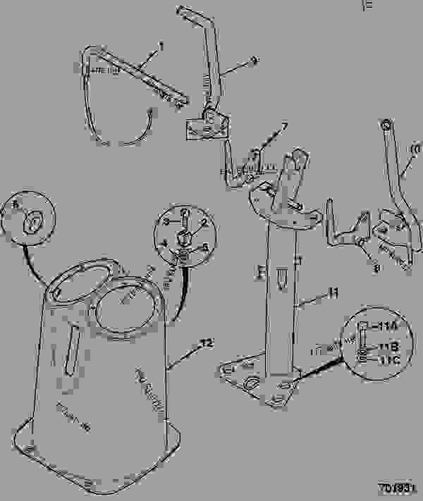 John Deere 955 Pto Wiring Diagram John Deere Wiring
