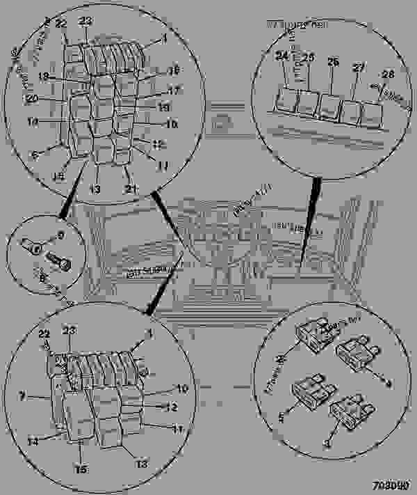 Jcb Fuse Box Location - Auto Electrical Wiring Diagram Jcb Fuse Box Diagram on