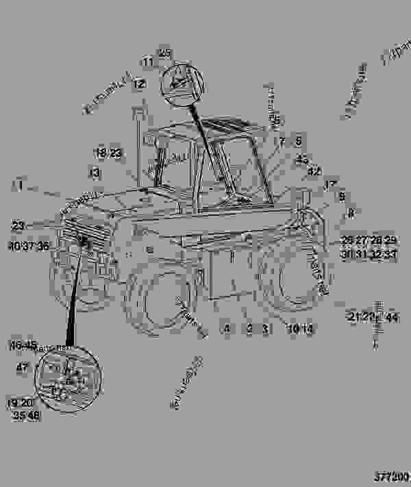 jcb 506c wiring diagram