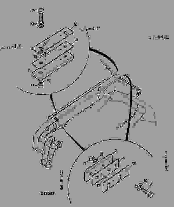 Jcb 520 Load All Parts Fuse Box Load All JCB 214 Parts