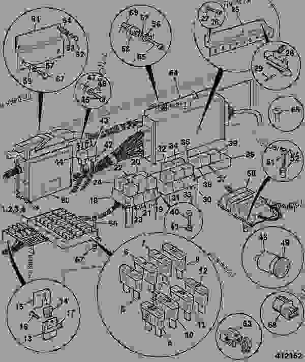 Tractor Fuse Box Tractor Tire Wiring Diagram ~ ODICIS