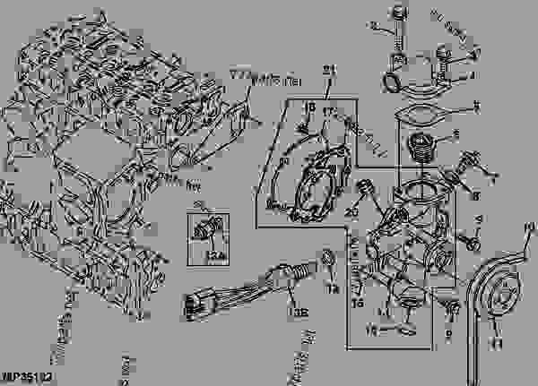 John Deere 4430 Wiring Diagram For Starter John Deere 4010