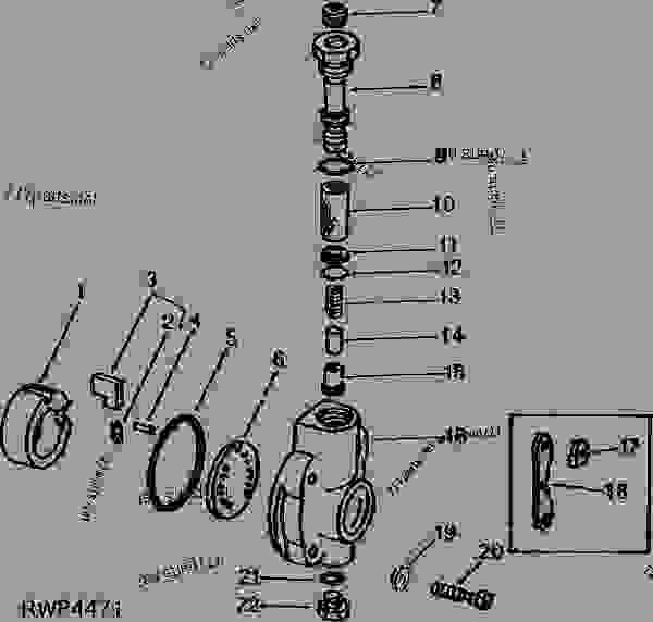 john deere wiring diagram 4045