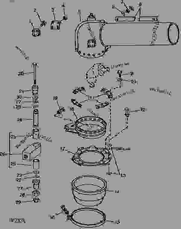 John Deere Wiring Harness Diagram John Deere Gator HPX