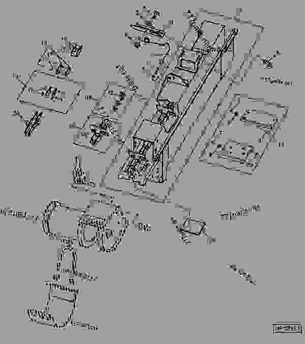 Wiring Diagram John Deere 9400 Combine John Deere 5320