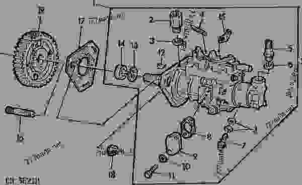 John Deere Tractor Alternator Wiring Diagram