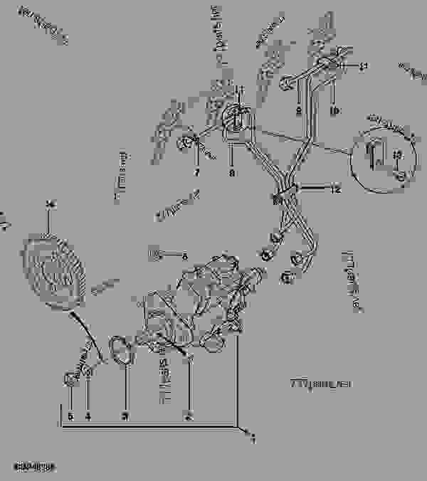 Bobcat 753 Electrical Diagram. Diagrams. Wiring Diagram