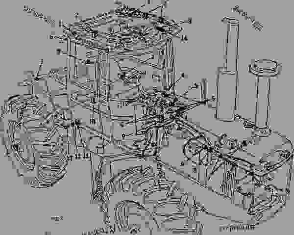 [DIAGRAM] John Deere 8640 Wiring Diagram FULL Version HD