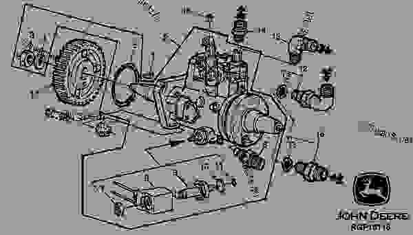 John Deere 250 Skid Steer Parts Diagram