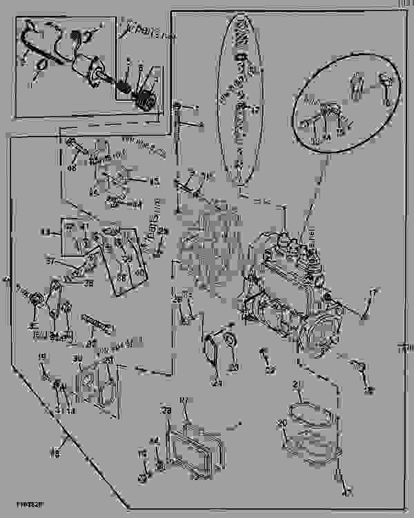 John Deere La115 Belt Diagram, John, Free Engine Image For