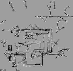 CAB WIRING DIAGRAM [01F18]  PICKER, COTTON John Deere 9950  PICKER, COTTON  9950 Cotton