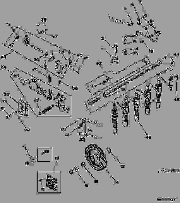 Deere Steering Parts Diagram On Wiring Diagram For John Deere Gator