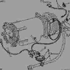 John Deere 250 Skid Steer Alternator Wiring Diagram 2005 Honda Accord Radio Speaker 4640 Clutch ~ Elsavadorla