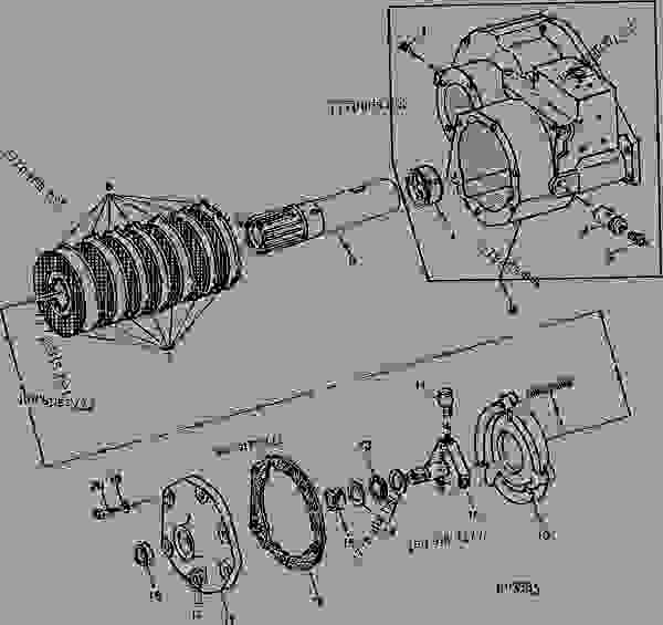 Wiring Diagram For 4020 John Deere Tractor John Deere 3020