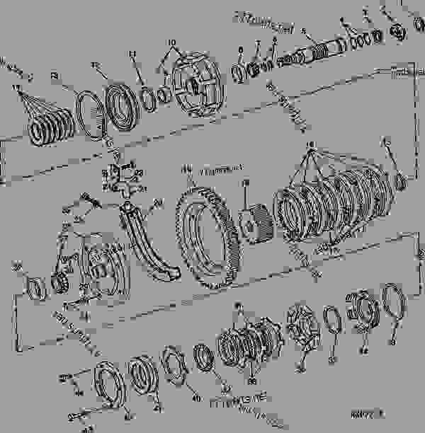 John Deere 4850 Wiring Diagram John Deere 730 Wiring
