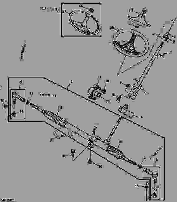 John Deere 430 Garden Tractor Wiring Diagram