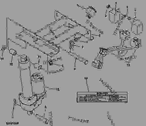 John Deere Gator Hpx Parts Diagram, John, Free Engine