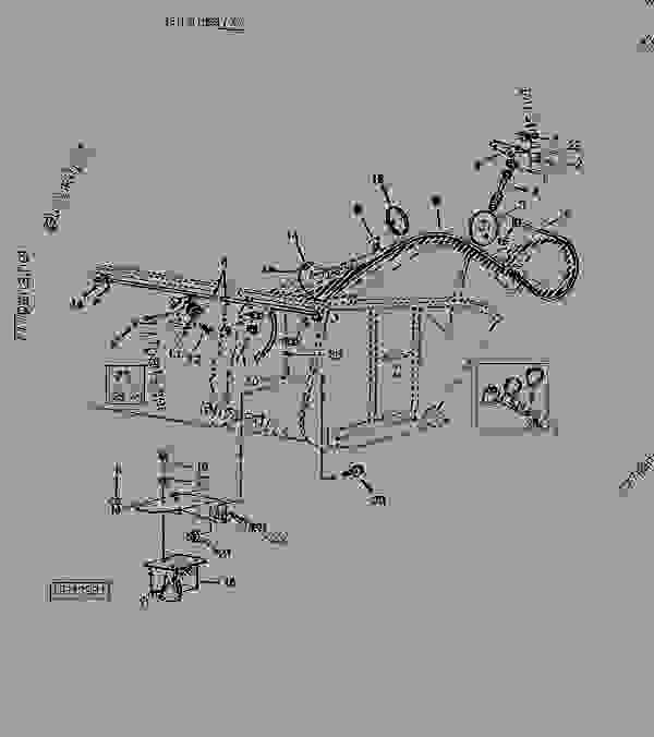 WIRING HARNESS FOR DIAL-A-SPEED, CONTOUR MASTER, WARNING