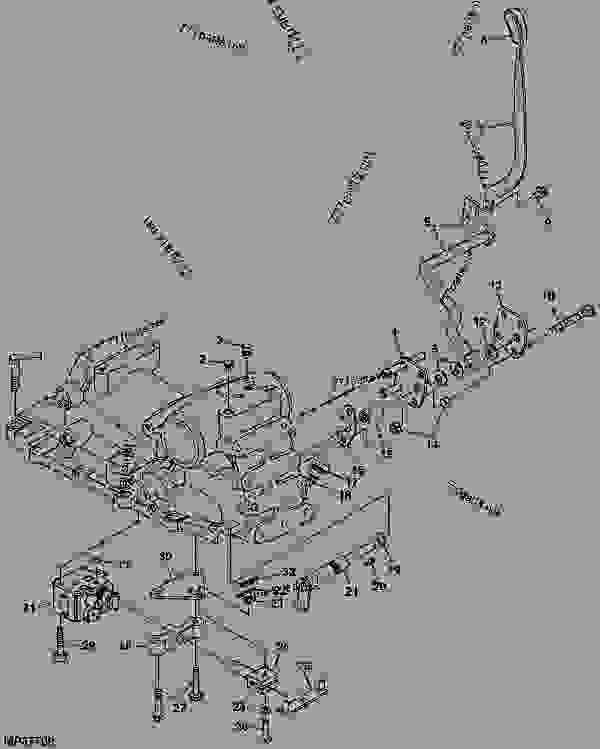4120 John Deere Wiring Diagram John Deere 345 Diagram