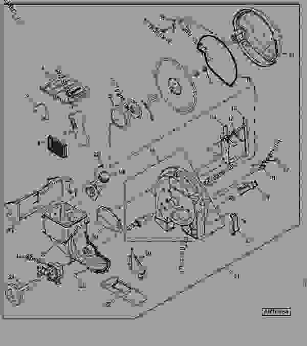 VACUUM METER W/CCS MINI HOPPER FRONT INLET (725101