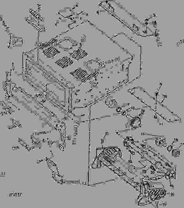 Jd 9500 Combine Wiring Diagram John Deere Combine Parts