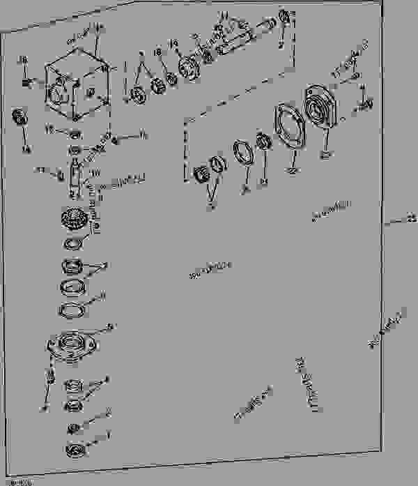 John Deere L125 Wiring Diagram John Deere LX255 Wiring