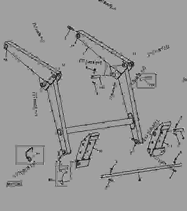 John Deere 460 Loader Parts Diagram, John, Free Engine