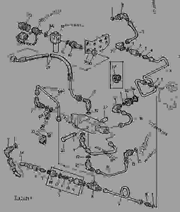 HYDR. TRAILER BRAKE-MANUAL OR POWER STEERING (NEW TYPE