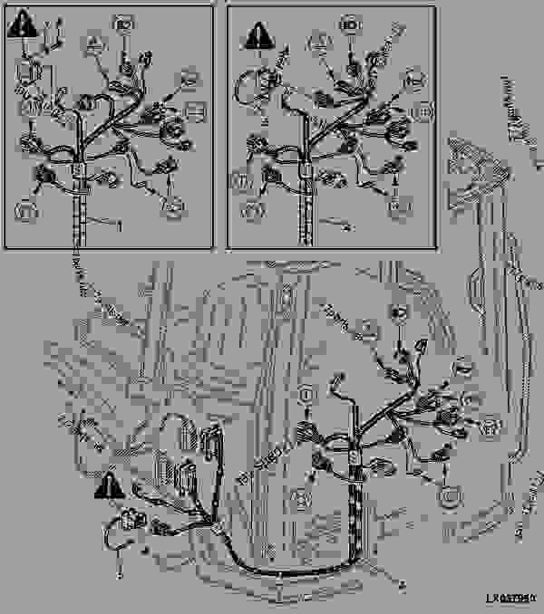 John Deere 6420 Wiring Diagram. John Deere 6420