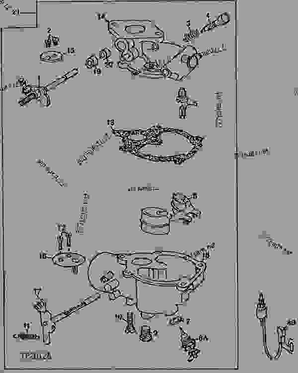 John Deere Gt235 Wiring Diagram John Deere Z830a Wiring