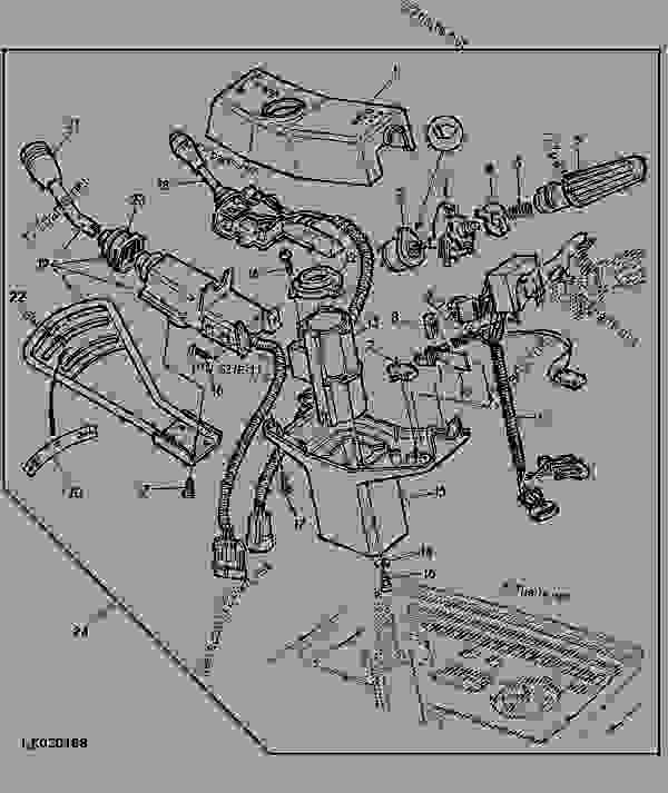 MULTIFUNCTION UNIT (WITH ELECTR. REVERSER CONTROL